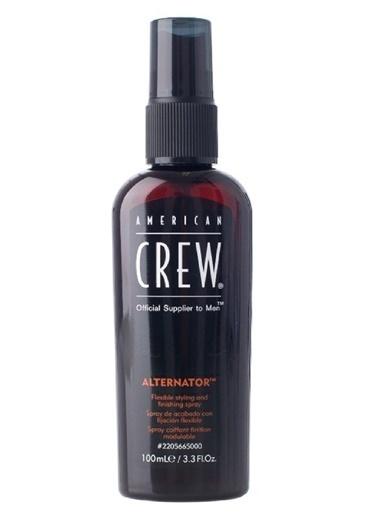 American Crew Alternator Finishing Saç Spreyi 100 ml Renksiz